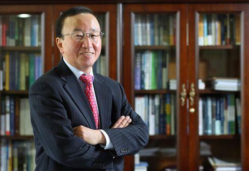 Hyun Oh Seok, president of the Korea Development Institute