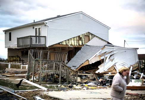 State Farm Gets 81,000 Sandy-Related Claims, Led by New York
