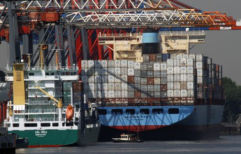 German Exports Increased Second Month in December