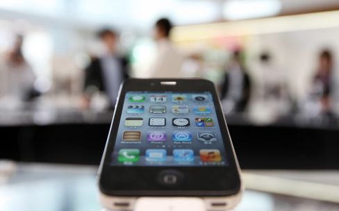 Apple Said to Plan IPhone Trade-Ins for First Time to Lift Sales