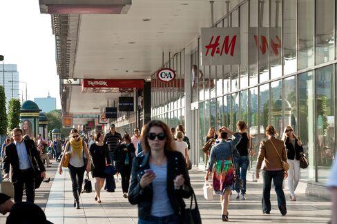 Polish retail sales