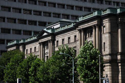BOJ Fails to Match Fed in Quashing Deflation Bets