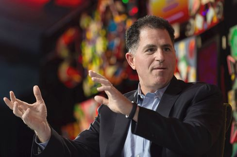 Dell CEO Sees Slowing Growth in China, Establishes Fund