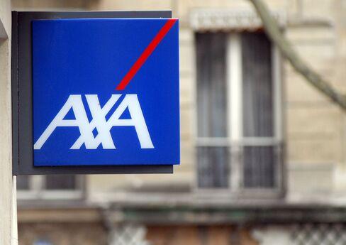 An Axa SA Branch in Paris