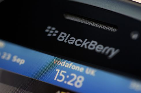 Dell No Model for BlackBerry as Fairfax Lacks Financing