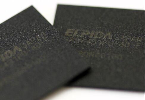 Elpida Memory Inc's DDR2 Mobile Randam Access Memory