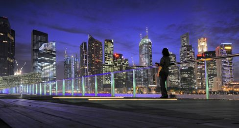 Singapore Raises Growth Forecast on 'Modest' Global Recovery