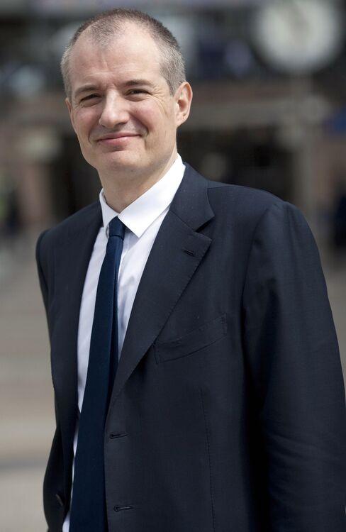 Man Group CEO Roman Emmanuel