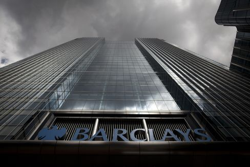 The Headquarteers of Barclays Plc