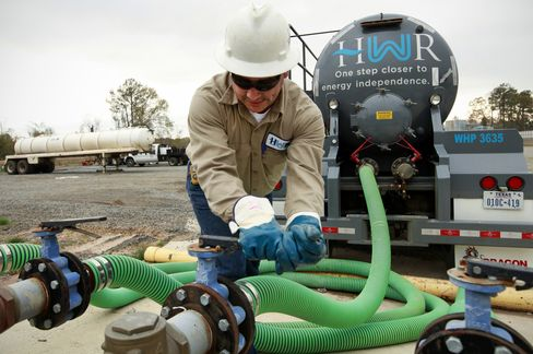 Dark Side of Fracking Makes Heckmann a Takeover Target