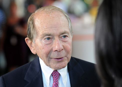 "Former AIG Chairman Maurice ""Hank"" Greenberg"