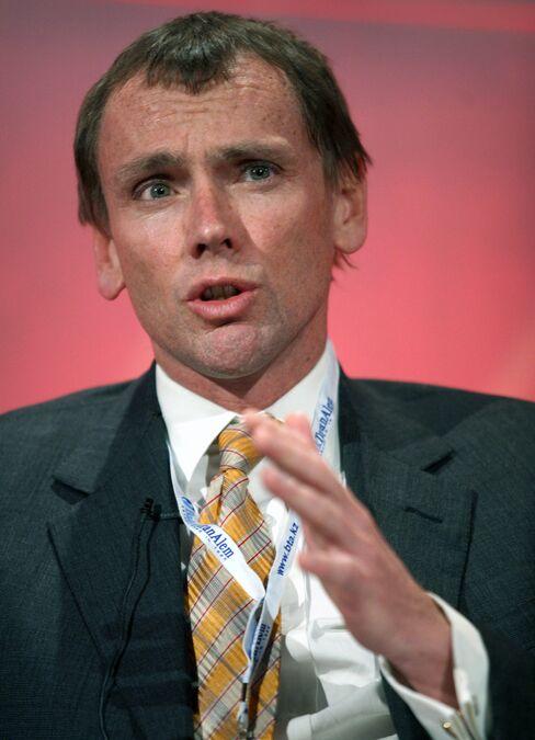 Marks & Spencer Chief Financial Officer Alan Stewart