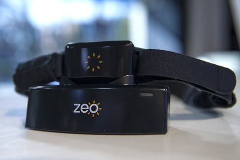 The Zeo Sleep Manager Mobile