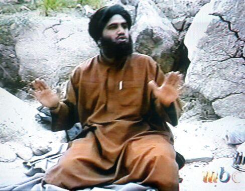 Osama bin Laden's Son-In-Law Suleiman Abu Ghaith