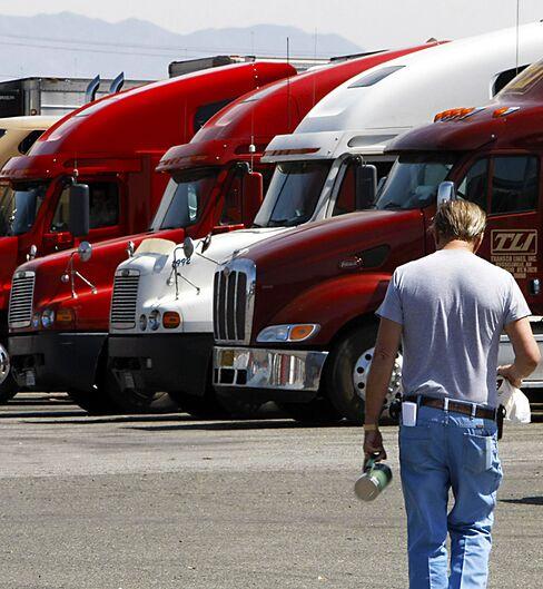 U.S. Reins in $1 Billion Truck Rules After Industry Backlash