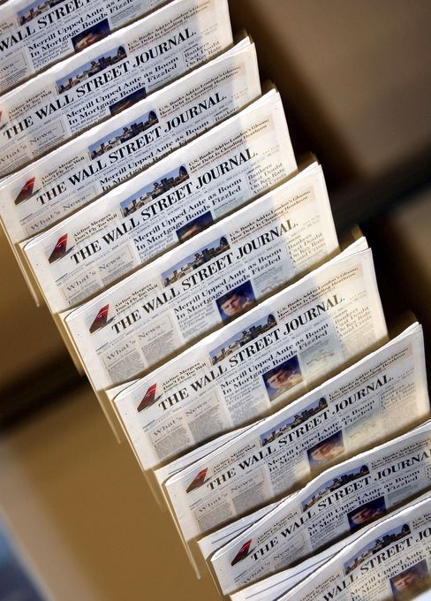 WSJ Europe Publisher Quits