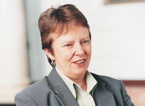 Former Bank of England Policy Maker Kate Barker