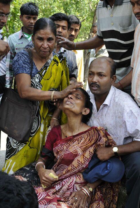 Saradha Investors Protest in Kolkata