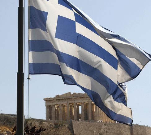 Greek sovereign debt has been a perilous bet for managers
