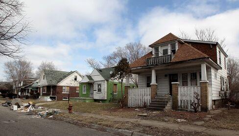 Detroit Scrutinized by $900 Billion G.O. Market