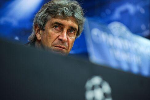 Pellegrini to Leave Malaga at Season's End, Freeing Him for City