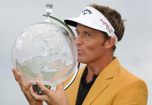 Appleby Wins Australian Masters
