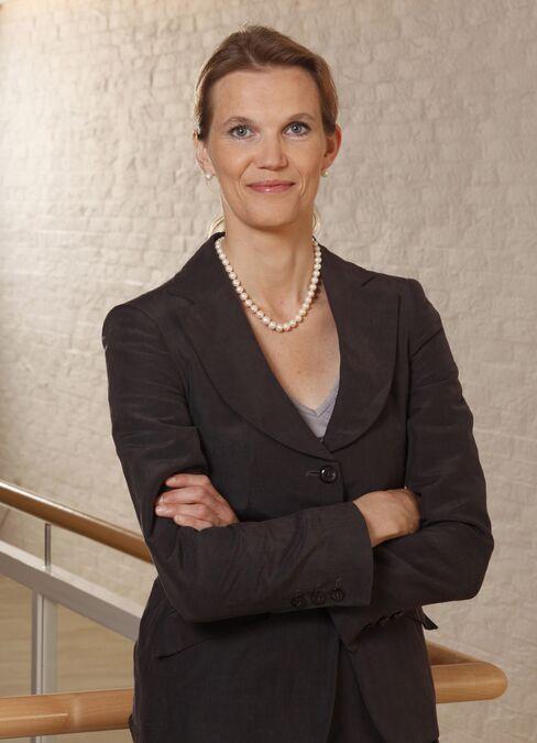 Siemen's Molecular Imaging Head Britta Fuenfstueck