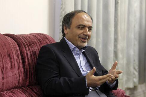Iran's UN Ambassador Hamid Aboutalebi