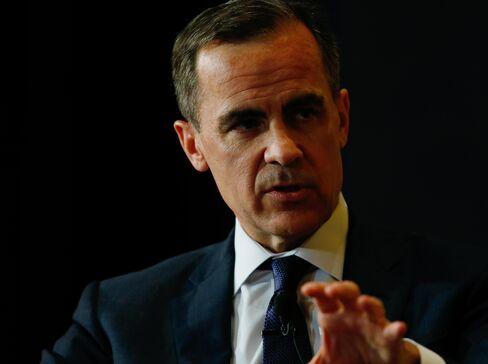 Financial Stability Board Chairman Mark Carney
