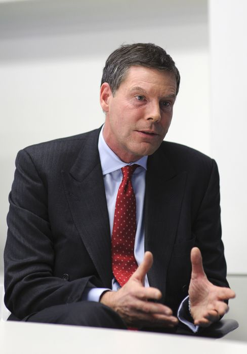FSA Chief Executive Officer Hector Sants