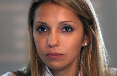 Campaigner Eugenia Tymoshenko