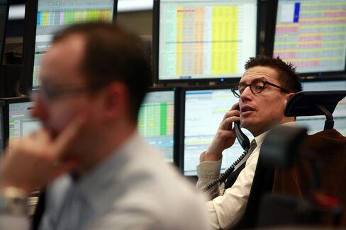 European Stocks, Euro Rise Amid Greece Rescue Talks