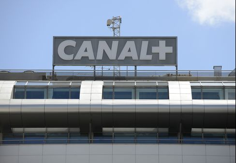 Canal Plus Headquarters