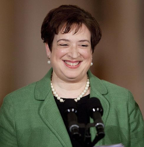 Obama made Kagan, 50, his second Supreme Court nominee