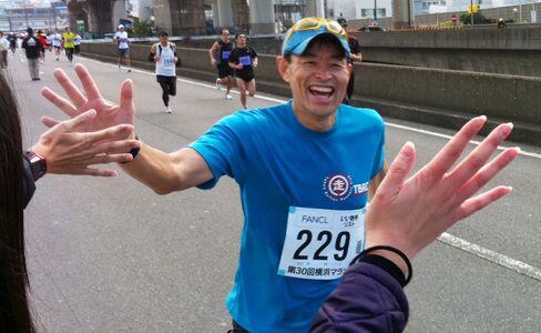 Tokyo Marathon Offers Sex Appeal to Japan's Middle-Aged Men