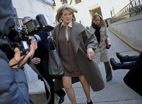 Martha Stewart Living Omnimedia Inc. Founder Martha Stewart