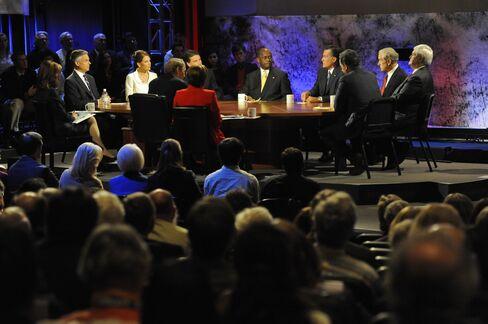 Romney Two-Way Race Now Four-Way Republican Dead Heat