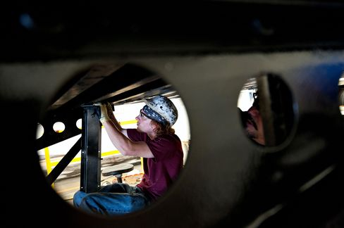 Job Gains Signal U.S. Doing Better Than GDP Shows