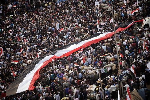 Egypt's Embattled Constitutional Panel Set to Vote on Draft
