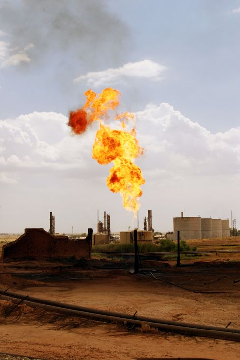 Iraq Oil Production Overtakes Iran