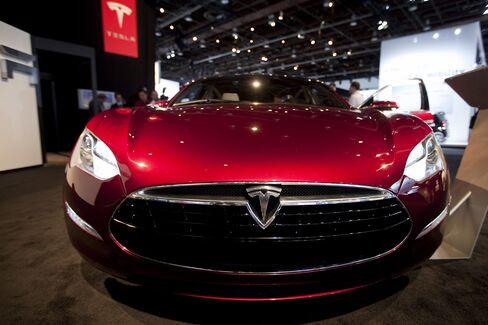 Musk Bulls Power Tesla Ahead of Offering
