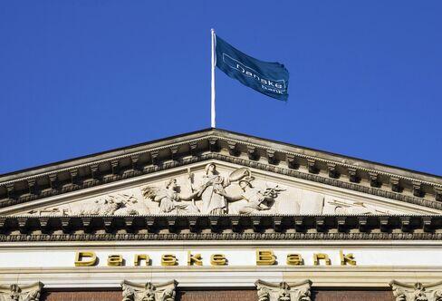 Moody's Cuts Ratings of Danish Banks