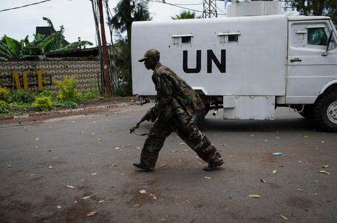 UN Security Council Demands Congolese Rebels Withdraw From Goma