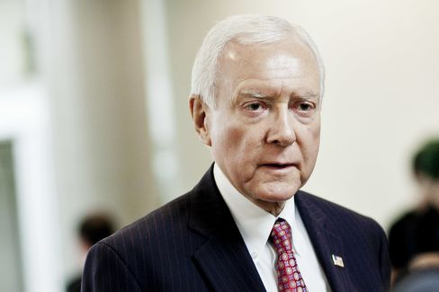 Utah's Hatch Forced Into Republican Primary With State Senator