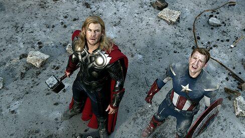 Disney Pilots $6 Billion Marvel Licensing Machine