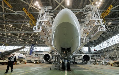 Boeing Increases 777 Output Plans for Second Time