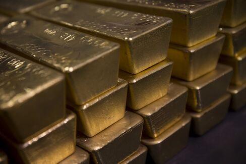 SPDR Gold Holdings Slump Below 1,000 Tons on U.S. Fed Outlook