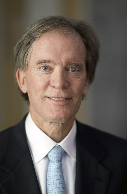 Bill Gross of PIMCO