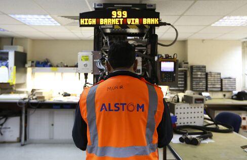 Alstom Traincare Centre