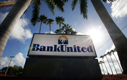 BankUnited Sells Shares